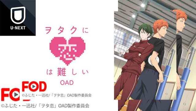 ヲタクに恋は難しい OAD 動画 電子書籍 アンソロジー Youth ネタバレ 特典 特装版