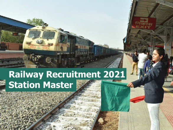 WCR Recruitment For Station Master Posts 2021 @wcr.indianrailways.gov.in