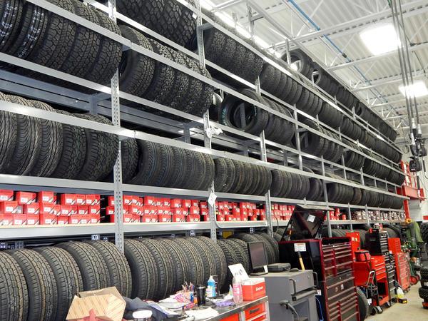 speciality warehouse storage racks
