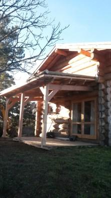terrasse bois haute loire