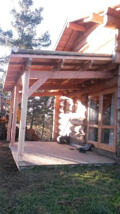 terrasse en bois costaros