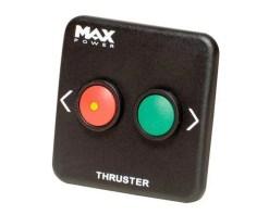 commande bouton propulseur Maxpower 318201