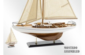 Model Modern Snipe Nautical Decoration Decoration