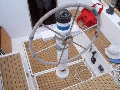 scheda barca Ferretti