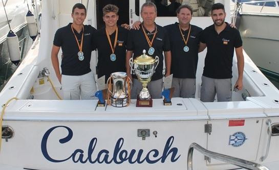 La tripulación estará formada por Jorge Canet, Ángel Villanueva, Juan Llobell, Miquel Pons y Jorge Oller