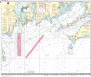 Nautical Charts Online  NOAA Nautical Chart 13218