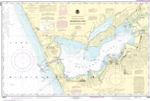 Nautical Charts Online  NOAA Nautical Chart 14934