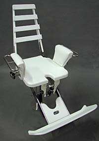 fishing fighting chair parts cheap modern chairs special pricing and discounts on used marlin white polymer