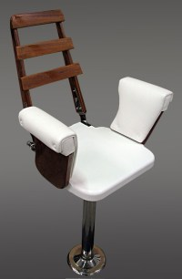 Standard Teak Helm Chair by Nautical Design for your sport ...