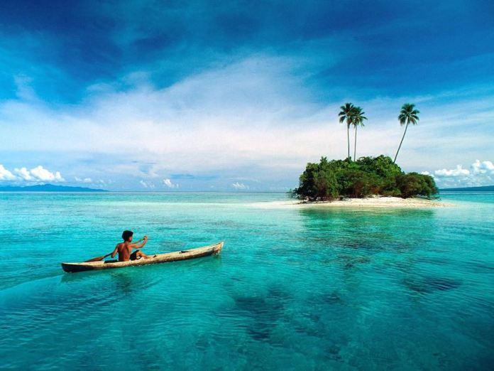 Amundsen - Islas Salomon