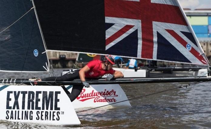 Extreme Sailing Series 3