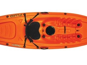 fluid kayak paddle buddy craft