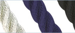 polyester 3 strand rope