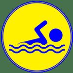 Icono para la sección de natación y de adaptada