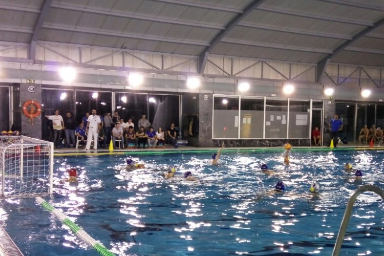 Partido de waterpolo