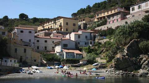 Isola di Gorgona  Arcipelago Toscano LI  Lisola