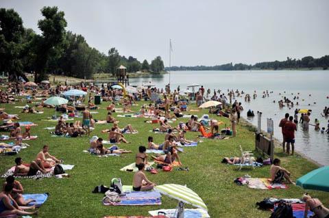 Idroscalo il mare di Milano dagli anni 30  Report  NAUTICA REPORT