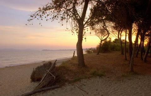 Parco Costiero della Sterpaia LI  Turismo e ormeggi  NAUTICA REPORT