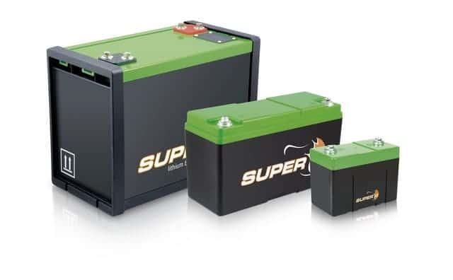 Baterías Super-B