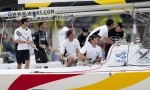 World Match Racing Tour, Monsoon Cup, Richard beat Minoprio over the quater finals