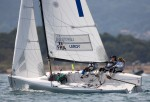 Match Racing féminin Mermaids Claire Leroy SOF2011
