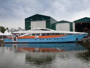 Heesen MY Aurelia : Supercar fait yacht