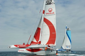MOD 70 veolia environnement et race for water