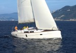 Hanse Yachts 445 sous voile