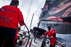 Volvo Ocean Race : Changement d'hémisphère