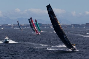 Volvo Ocean Race: Teams set for points scramble in dash to Abu Dhabi