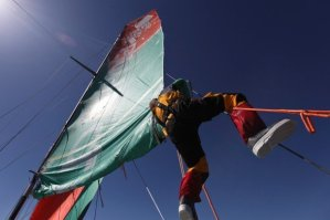 Volvo Ocean Race: Heroic Groupama 4 close out third place