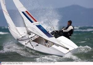 SOF2012 medal race star rohart ponsot