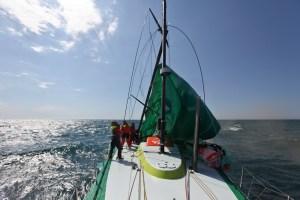 Volvo Ocean Race : La nouvelle course Groupama 4