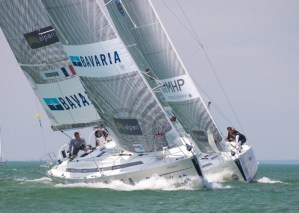 Bon début de World Match Racing Tour