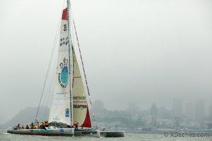 Transat Québec – Saint Malo: où l'on parle d'arrivée…