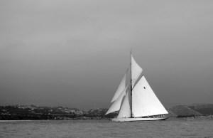 Les Voiles de St Tropez 2012: Plus de 10 voiliers classiques de plus de 100 ans