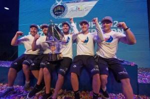 Alpari WMRT: Wildcard Canfield Wins Monsoon Cup