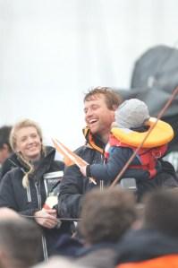 Vendée Globe : Alex Thomson (Hugo Boss) sur la 3ème marche du podium