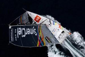 Vendée Globe : on en est au record de Michel Desjoyeaux!
