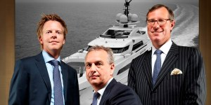 New Board Members at Heesen Yachts