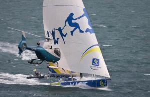 Rolex Fastnet Race 2013 : Les Français dominent les classes non-IRC