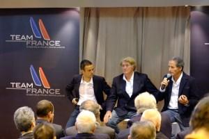 Le Team France dévoilé au Nautic