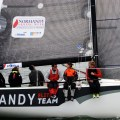 Normandy Sailing Week : Offshore en Baie de Seine pour les M34