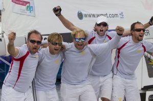 AWMRT : Three in a row for Bjorn Hansen