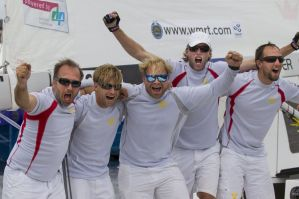 AWMRT : Three in a row for Bjorn Hansen