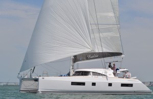 NAUTITECH CATAMARANS hand over to BAVARIA