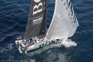 Barcelona World Race : leaders on schedule for a sharp exit from the Mediterranean