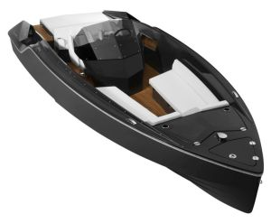 New Frauscher 747 Mirage Air : Open without compromise