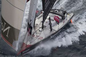Barcelona World Race : Altadill Comes Home in Triumphant Second
