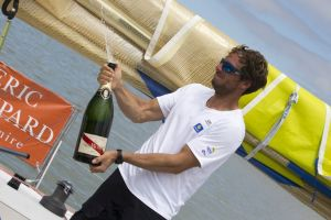 Solitaire Bompard Le Figaro : Cherry is top Brit on leg three; Macaire incurs penalty and Richomme still leads